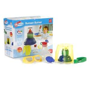 My First Bunsen Burner Kit now £18 @ Science Museum Shop