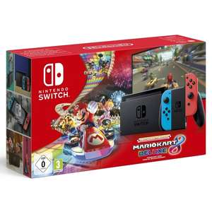 Nintendo Switch Neon with Mario Kart 8 Deluxe - Limited Edition Bundle £299.99 @ Smyths Toys (C&C Only)