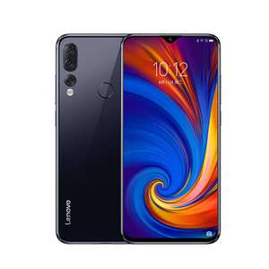 Lenovo Z5s 4GB 64GB Black (Global Rom) - Snapdragon 710, 3300mAh - £95.26 using code / coupon @ AliExpress Deals / Lenovo Online Store
