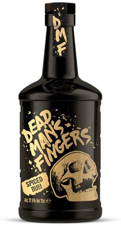 Dead Man's Fingers Spiced Rum 70cl - £17.50 (Prime) £21.99 (Non Prime) @ Amazon