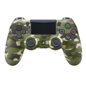 Sony PlayStation DualShock 4 Controller - Green Cammo for £29.99 Delivered @ Amazon UK