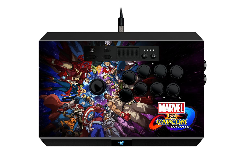 Razer Panthera Marvel vs Capcom fight stick for ps4 - sanwa buttons - £105.99 @ Razer (£95.99 via newsletter signup)