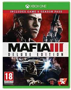 Mafia III Deluxe Edition (Xbox One) for £7.97 + 6 months Spotify Premium @ Currys PC World