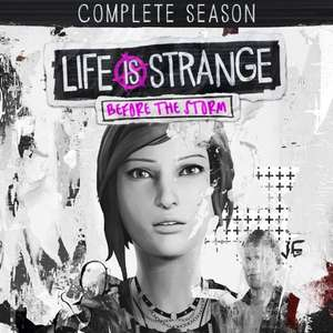 Life is Strange: Before the Storm Complete Season PS4 £2.89 @ Playstation Store