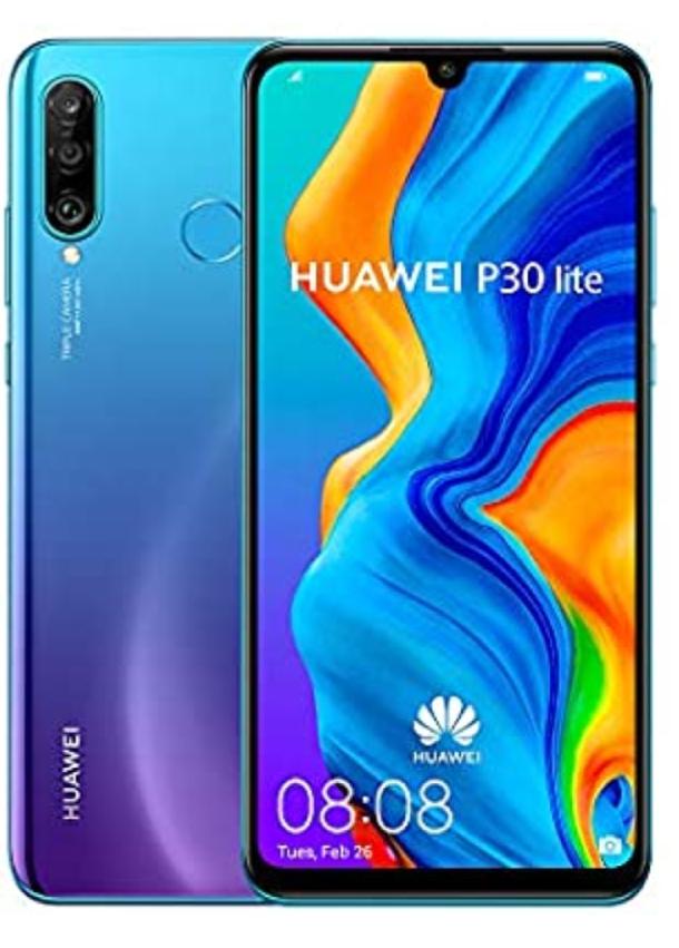 Huawei P30 Lite £135 @ O2 (refresh) - via phone/chat