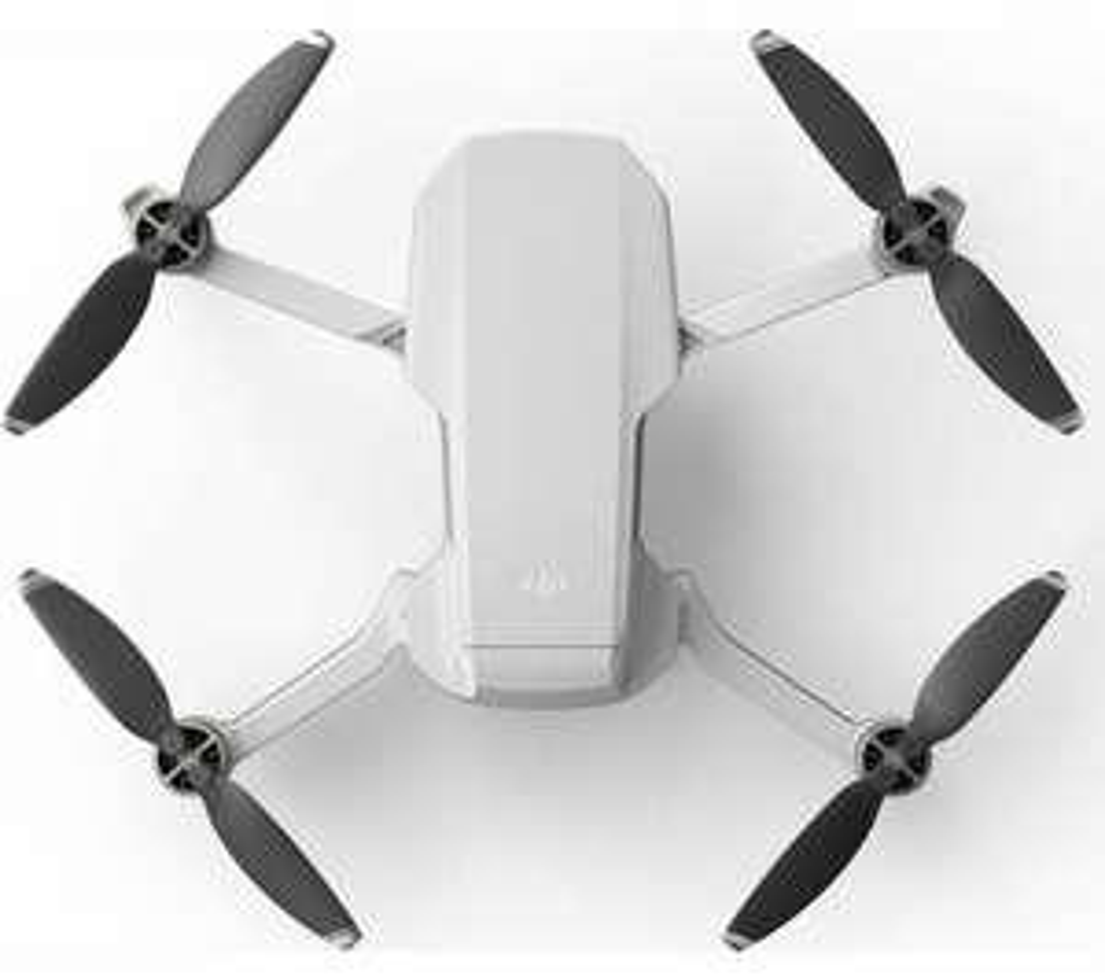 DJI Mavic Mini Drone with Controller - Light Grey for £350.55 @ Currys / eBay