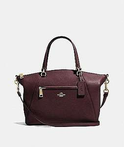 Holiday Sale at Coach (e.g. Prairie Satchel £147.50)