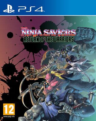 The Ninja Saviors return of the warriors PS4 £14.95 @ The Game Collection