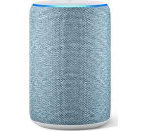All-new Amazon Echo (2019 - 3rd Generation) - All Colours - £56.99 @ Argos eBay (Free click+collect)