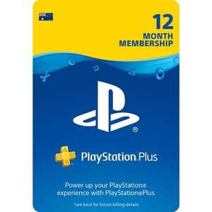 PlayStation Network Plus 12 Month Subscription £35.85 @Shopto.net