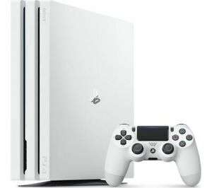 SONY PlayStation 4 Pro 1TB Console - White - £236.55 @ Currys / eBay