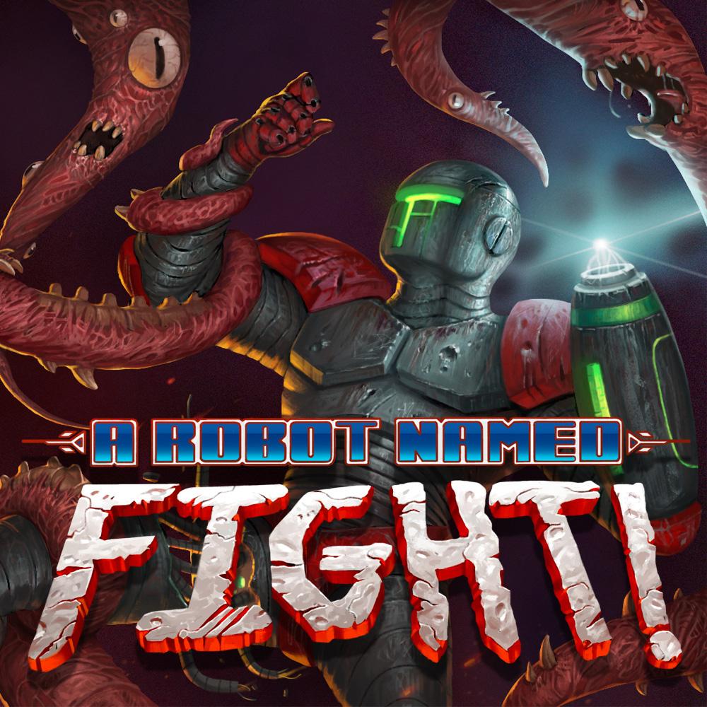A Robot Named Fight (Nintendo Switch) 90p @ Nintendo eShop