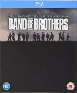 Band Of Brothers Blu-Ray (10 episode mini-series 6 discs) on Bly-Ray £11.99 @ Amazon (+£2.99 Non-prime)
