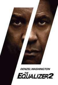 The Equalizer 2 4K Dolby Vision & Atmos £4.99 @ iTunes