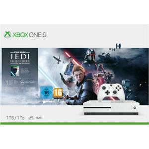 Xbox One S 1TB with Star Wars Jedi: Fallen Order™ Deluxe Edition £161.50 @ AO / eBay