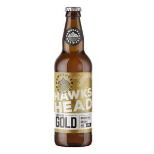 Hawkshead Lakeland Gold Beer 500 ml (Case of 12) £1.75 - Amazon Prime Now - 3.99 delivery when you spend £15
