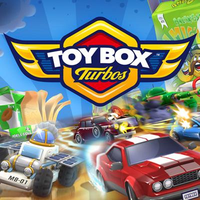 Toybox Turbos - PC Game Key [Steam] - 19p @ Green Man Gaming