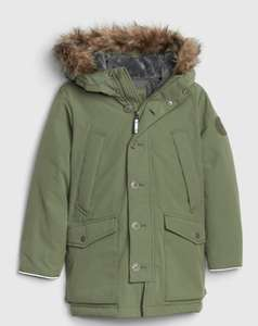 GAP boys coat (green or black) in store (Kingston upon Thames) £29.95