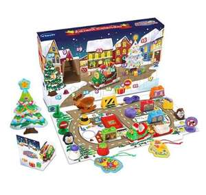 Vtech Toot-Toot Drivers Advent Calendar £8 online @ Asda with free C&C