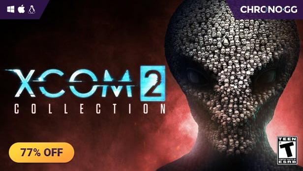 XCOM 2 Collection (Game + All DLC) £17.25 @ Chrono