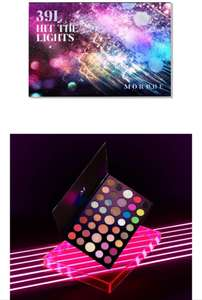 Morphe 39L Hit the lights artistry palette now £29.50 @ Cult beauty