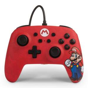 Mario - Wired Controller for Nintendo Switch £19.99 at Smyths Toys