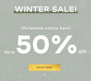 Winter sale up to 50% Off @ Toms Shop