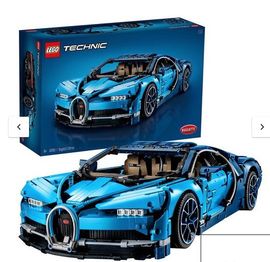 LEGO Technic 42083 Bugatti Chiron Car £197.99 @ Very