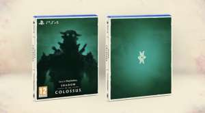 Shadow of the Colossus - The Only on PlayStation Collection - GAME Exclusive (PlayStation 4) £11.99 at GAME