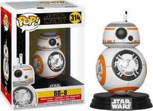Funko 39886 POP. Star Wars The Rise of Skywalker - BB-8 Disney Collectible Figure, Multicolour £5.74 at Amazon Add On