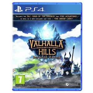 Valhalla Hills - Definitive Edition (PS4) - £5.99 at Game