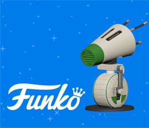 Large choice of Funko pops various reduced prices - from £3.33 @ The Entertainer