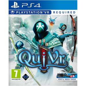 Quivr PS4 £9.99 at GAME