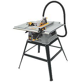 Titan TTB763TAS 254mm Electric Table Saw 220-240v £84.99 @ Screwfix