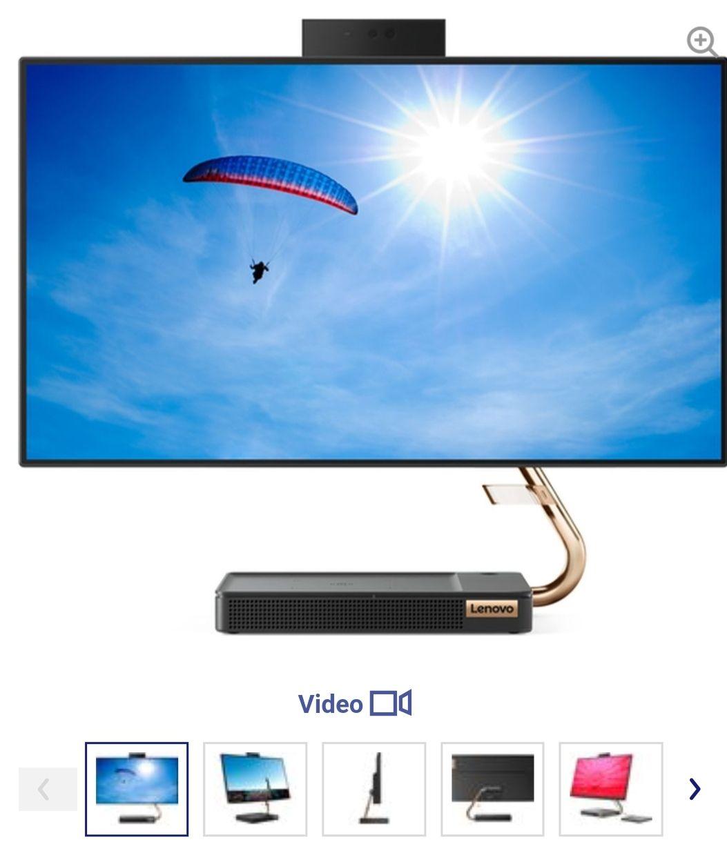 """Lenovo ideacentre A540 (24"""" intel) £599.99 @ Lenovo"""