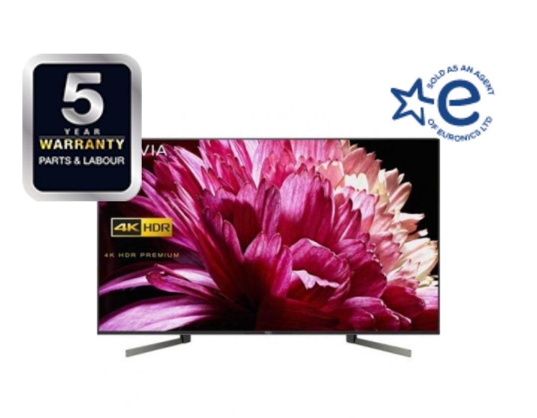 "SONY BRAVIA KD55XG9505BU 55"" 4K UHD HDR SMART ANDROID TV YOUVIEW £899 @ Appliance Electronics"
