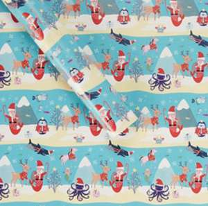 12m wrapping paper £1 instore / online @ Asda