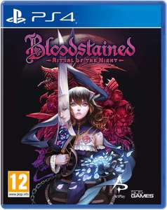 (PS4/XB1/Switch) Bloodstained: Ritual of the Night - £19.99 (+£2.99 Non Prime) @ Amazon