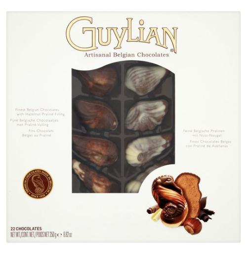 Guylian seashell chocolates £1.99 & deluxe Belgian chocolates for £4.99 @ Home bargains