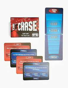 The Chase/Millionaire/Starwars/University Challenge/Disney Card Games £3.50 each (Free C&C or + £3.50 delivery) @ Marks & Spencer