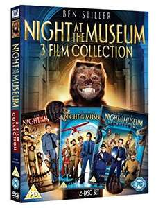 Night at the Museum Bundle Collection £4.99 (to own) at Google Play