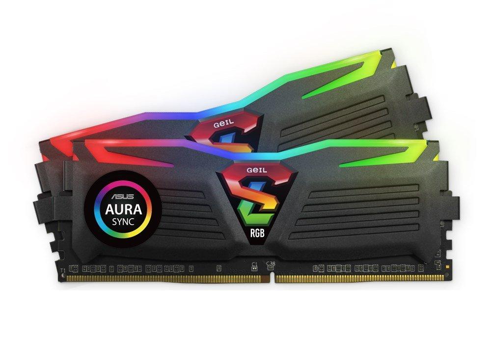 GeIL Super Luce RGB SYNC 16GB (2x 8GB) 3000MHz Memory Kit £56.99 at CCL Online