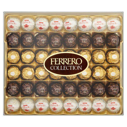 Ferrero Rocher Collection 48 Piece £10 @ Tesco