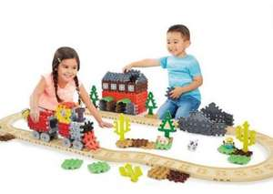 Little Tikes Waffle Blocks Steam Train £17.99 at Very