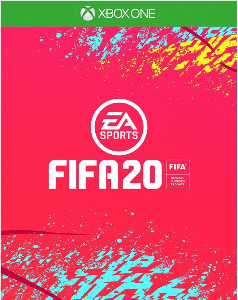 FIFA 20 Digital Download Key (Xbox One) £29.77 at cjs-cdkeys