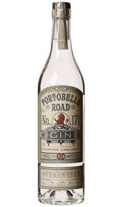 2 Bottles of Portobello Road No. 171 Gin, 70 cl £40 (£20 each) @ Amazon (Min Order Quantity: 2)