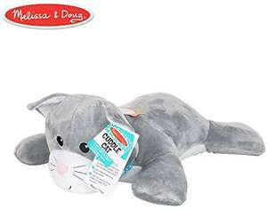 Melissa & Doug 40704 Puppets Cuddle Cat Jumbo Plush Stuffed Animal £7.81 + £4.49 NP Amazon