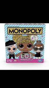 LOL MONOPOLY £12.18 @ Amazon + £4.49