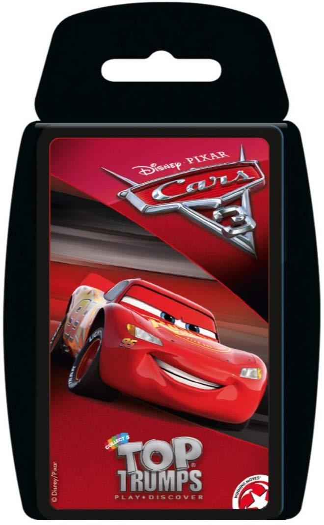 Disney Pixar Cars 3 Top Trumps Card Game @ Amazon (£2.98 Prime/£7.47 Non Prime)