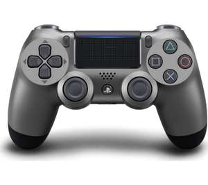 Steel Black ps4 controller £34.99 + 6 months spotify premium Currys